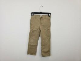 The Children's Place Boys Pants Size 6 Tan D331 - $12.86