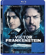 Victor Frankenstein [Blu-ray] - $2.95