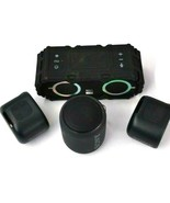 Lot Of 4 - Blue Tooth Speakers  - 3 Sony And 1 Altec Lansing For Parts Only - $59.39