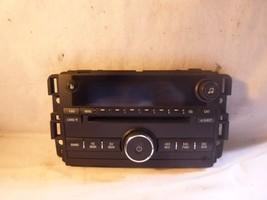 06-08 Chevrolet Monte Carlo Impala Radio 6 CD Face Plate & Knob 15870718... - $15.15