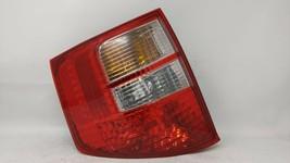 2002-2004 Isuzu Axiom Driver Left Side Tail Light Taillight Oem 67684 - $46.72