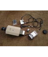 RCA Closed Circuit Video Equipment Kamera TC2012 Cosmicar (Pentax) 12.5MM - $108.69
