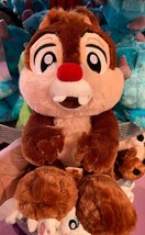 "Disney Parks Fluffy Baby Dale Big Feet Plush Doll 12"" New with Tag  - $39.19"