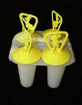 Disney Ice Pops Maker Vintage Mickey Mouse Donald Duck - $19.99