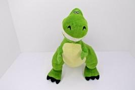 "Disney Pixar Toy Story Rex Green Dinosaur Plush 16"" Stuffed Animal Kohl'... - $9.89"