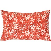 Pillow Decor - Sugar Valley Floral Throw Pillow 13x20 - £22.86 GBP