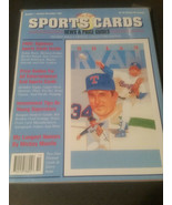 Allan Kayes 1991 Guide # 1 Nolan Ryan Cover W/Cards - Michael Jordan - $9.45