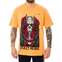 T-SHIRT UOMO DOLLY NOIRE NI MASK TS338  Arancione - $36.81