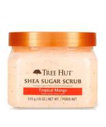 Tree Hut Shea Sugar Scrub Tropical Mango, 18oz, Ultra Hydrating and Exfo... - $13.55