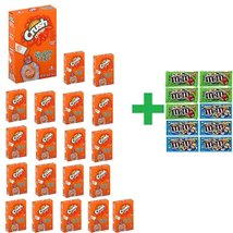 Crush Singles To Go! Orange Drink Mix 6 CT (Pack of 20) + 10 Pack of M&M... - $74.10