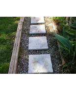 3+1 FREE 18x18 CEMENT CASTLE STEPPINGSTONE PAVER MOLDS - $133.64