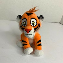 "Disney Store Plush Stuffed Animal Toy Aladdin Rajah Tiger 6"" Tall  - $11.29"