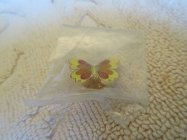 """Butterfly Pin , 1/2"""" X1/2"""" , Vintage - $15.00"""