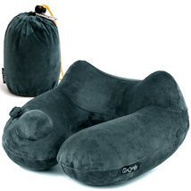 Pillow Neck Travel Accessories Sleep Car Plane Train Vacation Inflatable... - €20,26 EUR
