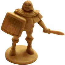 Crossbows and Catapults, 1992 Base Toys, Barbarian Warrior Figure - $2.95