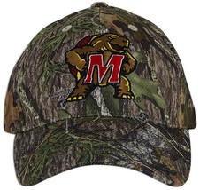 Maryland Terps Camo Baseball Cap - $17.89