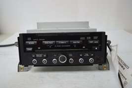 2008 2009 Acura RDX RADIO 6-Disc CD MP3 DVD Player 39101STKA121M1 TESTED... - $108.90