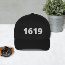 1619 Hat / Spike Lee Hat // 1619 Baseball Cap / 1619 Trucker Cap image 2