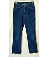 Lee Riders Women's Jeans Size 8M Straight Leg  5 Pocket Medium Wash Rise... - $27.21