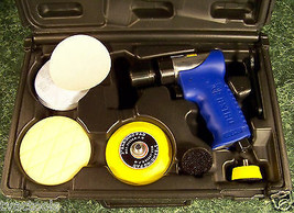 Astro Complete Air Sander And Polisher Tool With Accessories And Case Polishing - $99.00
