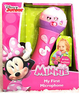 Disney Junior Minnie Mouse Clubhouse My First Microphone - $14.99