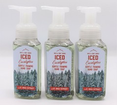 Bath & Body Works Iced Eucalyptus Shea Extract Foaming Hand Soap Wash (S... - $24.99