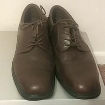 Nunn Bush Mens Brown  Dress Shoes Mens Size 9.5D - $21.68