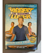 The Biggest Loser: The Workout - Weight Loss Yoga - DVD - $5.89