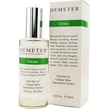 Demeter Cologne Spray for Unisex,  Grass, 4 Ounce - $28.42