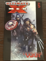 Ultimate X-men: Ultimate War Vol 5 Softcover Graphic Novel - $3.00