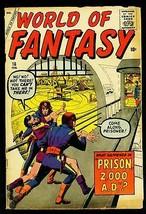 World of Fantasy Comics #16 1958- Kirby -Ditko- Atlas comics- G/VG - $99.33