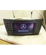 05 06 07 Mercedes E Class Navigation GPS Radio CD A2118203097 BE7040 JF124 - $110.88
