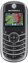 Motorola C139 No Contract Tracfone - $49.38