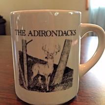 The Adirondacks NY Mountains Lake George Placid... - $12.19