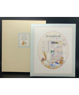 """C.R. Gibson Baby's First Seven Years Scrapbook 14-1/4x12-1/4"""" -takes K05... - $30.35"""
