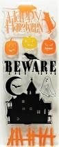 Martha Stewart Classic Halloween Stamp Set