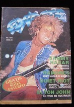 Conecte 492 Sammy Hagar Ramones Quiet Riot Elton John James Hetfield  + ... - $12.99
