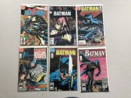Lot of 12 Batman (1940) from #380-433 Annuals 8-14 VF-NM Near Mint - $54.45