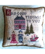 And Good Tidings To You cross stitch chart Abby Rose Designs - $9.90