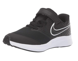 Nike Kids Star Runner 2 (GS) AT1801-001 Sneaker Black/White - $83.99