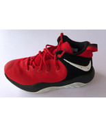 Nike Zoom Rev II TB Youth Shoes AO5386-600 Athletic Rare Red Black White... - $34.64