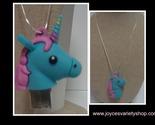 Web rainbow pony necklace collage thumb155 crop