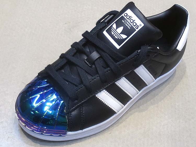 adidas damen superstar metal toe sneaker