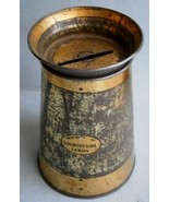 """Countryside"" Milk Can Tin Still Bank - $23.70"