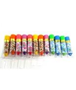 Set of 12 Pcs Princessa Aloe Mood Lipstick Long Lasting Various Magic Co... - $15.79