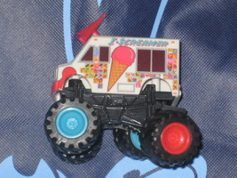 Disney Pixar Cars Toons I-Screamer Monster Truck. Loose. New. - $16.82