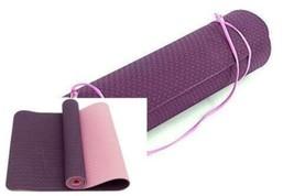 Fitem Tapis de Yoga/Gym Eco Natura TPE 183 x 61 x 0,6 cm ou 1 -...  - $43.70