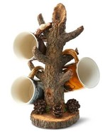 Sculpted Tree Branch Mug Stand - $49.95