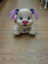 Fisher-Price Laugh and Learn Puppy Sis Stride-to-Ride - $46.74