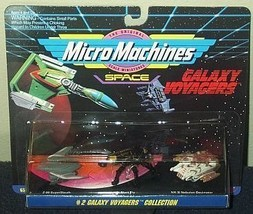 Galaxy Voyagers Micro Machines Collection #2 - $20.79